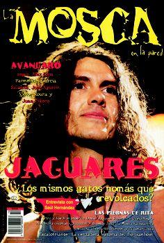 Ay nanita, nuestro ejemplar No. 10 (septiembre de 1996), con Saúl Hernández en su tercera y última aparición en alguna portada moscosa.