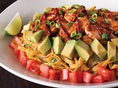 Top Secret Recipes | California Pizza Kitchen The Original BBQ Chicken Chopped Salad Copycat Recipe
