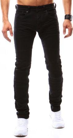 BASIC Pánské černé džíny (ux0907) velikost  30 9f9b851c49