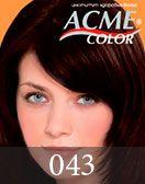 Acme-Color Рябина Новинка 043 Темно-каштановый