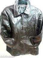 Maxam Top Grain Lambskin Patchwork Leather Jacket, Women's Medium