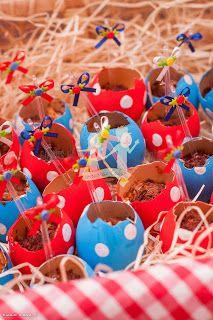 Coisas de Erikota: Festa Galinha Pintadinha