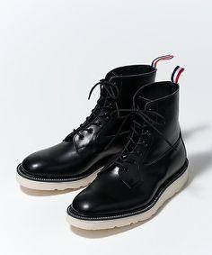 SEVESKIG(セブシグ)のTRICKER'S × SEVESKIG BOX CALF BOOTS(ブーツ) 詳細画像