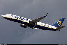 Photo of EI-EVG - Boeing 737-8AS - Ryanair