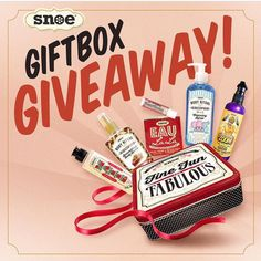 You wished for it we are extending the #SnoeGiftboxGiveaway!  Do you wanna get the best gift ever this Christmas from Snoe? Join our Giftbox Giveaway and get a box of goodies worth Php 2000  Mechanics:  1.  Post a nice photo of your purchased Snoe products  Be creative Be Unique! 2. Tag us @SnoeBeautyInc when you upload entry 3. Tell us why you should win a Snoe Giftbox with the hashtag #SnoeBeauty #SnoeGiftboxGiveaway 4. You can post as many photos as you want! 5.  Follow us on  Instagram…