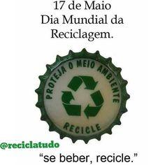 #reciclagem #garrafapet #modasustentavel #moda #sustentabilidade #poluicao #petroleo #plastico #nafta #reciclatudo #reuso #responsabilidadesosioambiental #meioambiente #ambiente #biodegradavel #decomposicao #vidro #papel #metal #facasuaparte #natureza #arvore #planeta #sol by reciclatudo http://ift.tt/1TiYTEQ