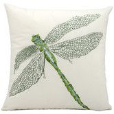 Found it at Wayfair - Dragonfly Outdoor Throw Pillow