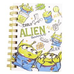 Cinemacollection | Rakuten Global Market: Toy story ring not A6W ring not COOL! Alien Disney stationery stationery writing tools anime manga cinema collection