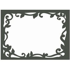 Silhouette Design Store - browse-daily-and-clearance Silhouette Projects, Silhouette Design, Book Club Parties, Wedding Officiant Script, Boarders And Frames, Inexpensive Wedding Venues, Budget Wedding, Frame Clipart, Cameo