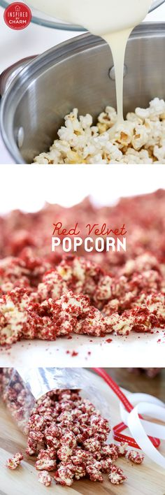 Palomitas Red velvet