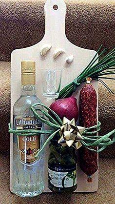Prkenko pro gurmany – – Homemade presents