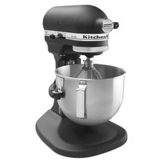 KitchenAid Professional 450 4.5 Qt Stand Mixer - Black. TARGET $251.99