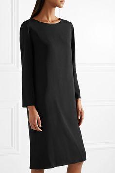 The Row | Larina crepe dress | NET-A-PORTER.COM
