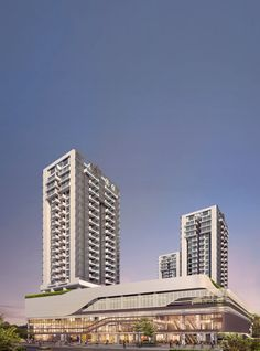 The name 'Hillion' draws inspiration from Bukit Panjang which is Long Hill in Malay. Hillion Residences at Bukit Panjang is developed by Sim Lian. Hillion Residences is a fully integrated pr… Shopping Center, Shopping Mall, Mall Facade, Mixed Use, Door Steps, Location Map, Condominium, Skyscraper, Multi Story Building