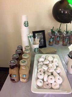 Starbucks treats – Starbucks treats Starbucks goodies – Starbucks goodies The post Starbucks goodies – Starbucks goodies appeared first on Huge. Birthday Sleepover Ideas, Sleepover Food, Birthday Cakes For Teens, 13th Birthday Parties, 14th Birthday, Sweet 16 Birthday, Birthday Treats, Birthday Party Themes, Teen Birthday