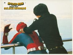 The Amazing Spider-Man 1970s Live Action TV Show / Nicholas Hammond