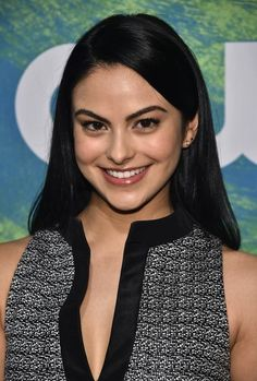Camila Mendes at the CW Network's 2016 New York Upfront Presentation. Camila Mendes Veronica Lodge, Camila Mendes Riverdale, Camilla Mendes, Bae, Camilla Belle, Brenda, Puff Girl, Riverdale Cast, Let Your Hair Down