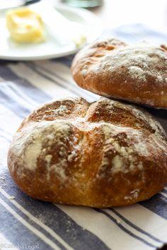 Pão italiano caseiro | Cozinha Legal