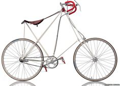 Michale Embacher's first came out in the UK this spring, but Chronicle Books'—who recently published I Love My Bike, among other bicyle titles—stateside launch has brought a new, um, cycle of press, including a number of image slideshows.Embacher, an architect by trade, has over 200 rare bicycles to his...