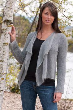 Crochet Braids Elizabeth Nj : Ravelry: Cascade Kid Seta Cardigan pattern by Marelie Hurter
