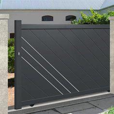 11 Idees De Portail Aluminium Coulissant Portail Aluminium Portail Aluminium Coulissant Portail
