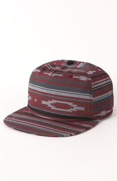 Vans Navajo Unstructured Snapback Hat #pacsun