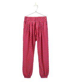 ZARA NIÑOS SS13 Pantalón estampado rojo 12,95€ Ref. 5516/606