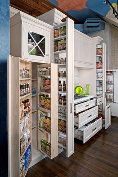 Kitchen Pantry Cabinet IKEA   Http://www.buildpremier.com/wp
