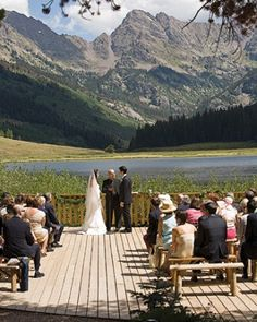 "See the ""Traditional Vows"" in our Tips for Planning Your Wedding Ceremony gallery"