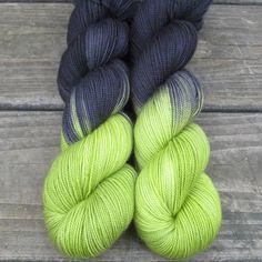 Zombie Apocalypse - Yummy 2-Ply | Miss Babs Hand-Dyed Yarns & Fibers, Inc.