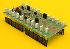ensamble tarjeta amplificador Arduino, Multimedia, Circuit Board Design, Hifi Amplifier, Hinge And Bracket, Electronic Circuit Projects, Electronics Components, Circuit Diagram, Wireless Speakers