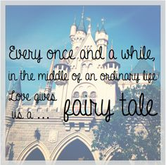 Everyday Fairie Tale