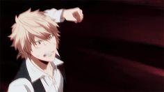 Durarara!!x2 Ketsu - The End | Orihara Izaya | Heiwajima Shizuo | Alice :3