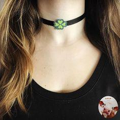 Bu hafta herkese bol şans #danaaccessories #miyuki #miyukibeads #miyukiaddict #miyukichokers #choker #tasmakolye #handmade #handmadejewelry #elyapımı #elemeği #takisizgezmeyenlerklubu #gününtakısı #gününkombini #yeşil #green #dörtyapraklıyonca #yonca #mondaymotivation