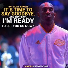 Kobe Bryant says he will retire at end of 2015-16 season. Thoughts?