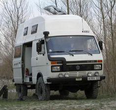ultimate vw camper