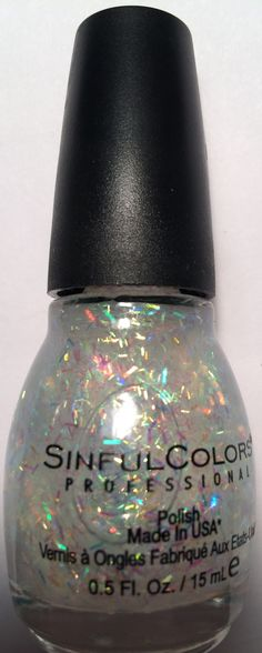 Sinful Colors - In My Igloo