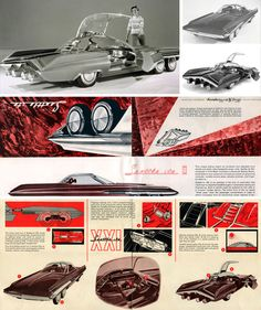 Top Models of Tomorrow: 5 Retro-Futuristic Car Designs | WebUrbanist