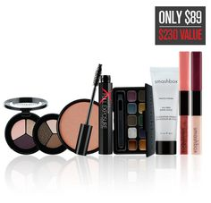 I absolutely LOVE smashbox!  These are a few of my favorite things!
