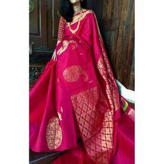 Buy Designer Indian Saree, Bollywood Collection of Anarkali Salwar Suits, Designer Gowns Silk Sarees With Price, Soft Silk Sarees, Drape Sarees, Indian Dresses, Indian Outfits, Indian Clothes, Silk Saree Kanchipuram, Banarsi Saree, Wedding Silk Saree