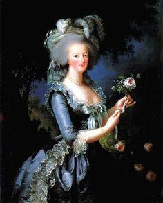 Maria Antonieta, última Reina de Francia