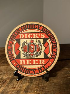 Beer Coasters, Brewing Co, Objects, Ebay