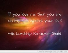 The Official MFI® Blog: Quote of the Day: If You Love Me...