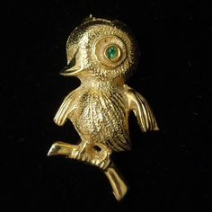 Your place to buy and sell all things handmade Bird Jewelry, Unique Jewelry, Brooch, Trending Outfits, Handmade Gifts, Baby, Vintage, Kid Craft Gifts, Brooches