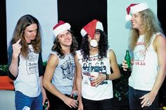 Cliff Burton/Lars Ulrich/Kirk Hammett/James Hetfield