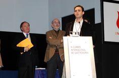 Iñigo Lavado. Cocinero Revelación 2005 #Madridfusion