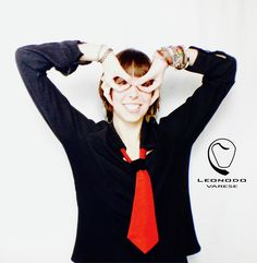 LEONODO...il nuovo modo di vestire la cravatta
