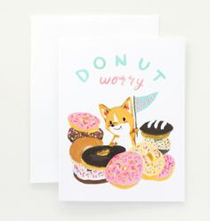 Donut Worry – Trafalgar's Square