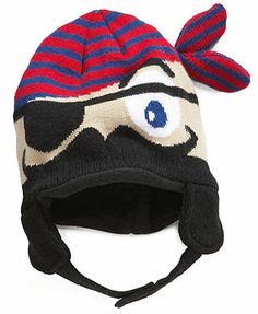 First Impressions Baby Hat, Baby Boys Pirate Hat