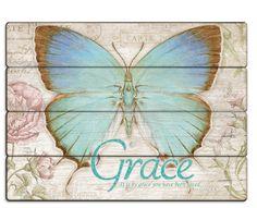 Grace Wall Plaque